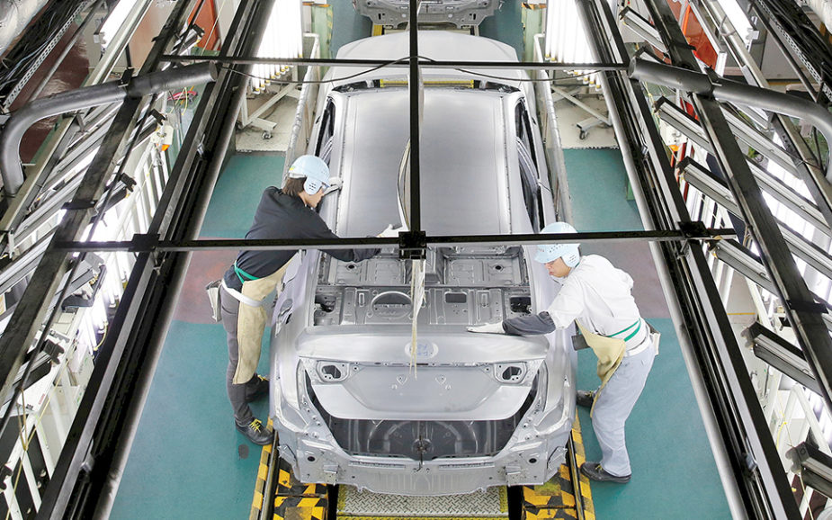 Portugal vai formar para indústria automóvel do futuro