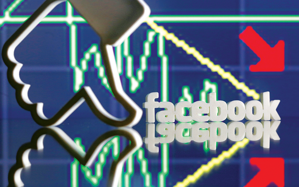 Facebook pode ter dado o tiro final  no 'tech rally'