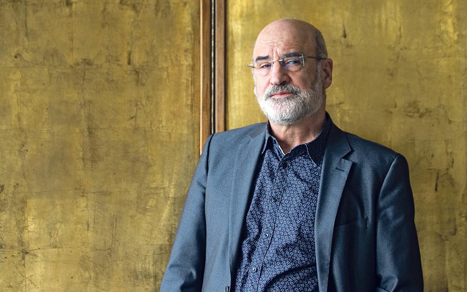"""Fernando Aramburu: """"Há uma tendência clara de regresso  à censura"""""""