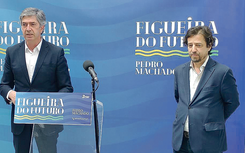 Turismo e porto animam disputa na Figueira da Foz com Santana à espreita