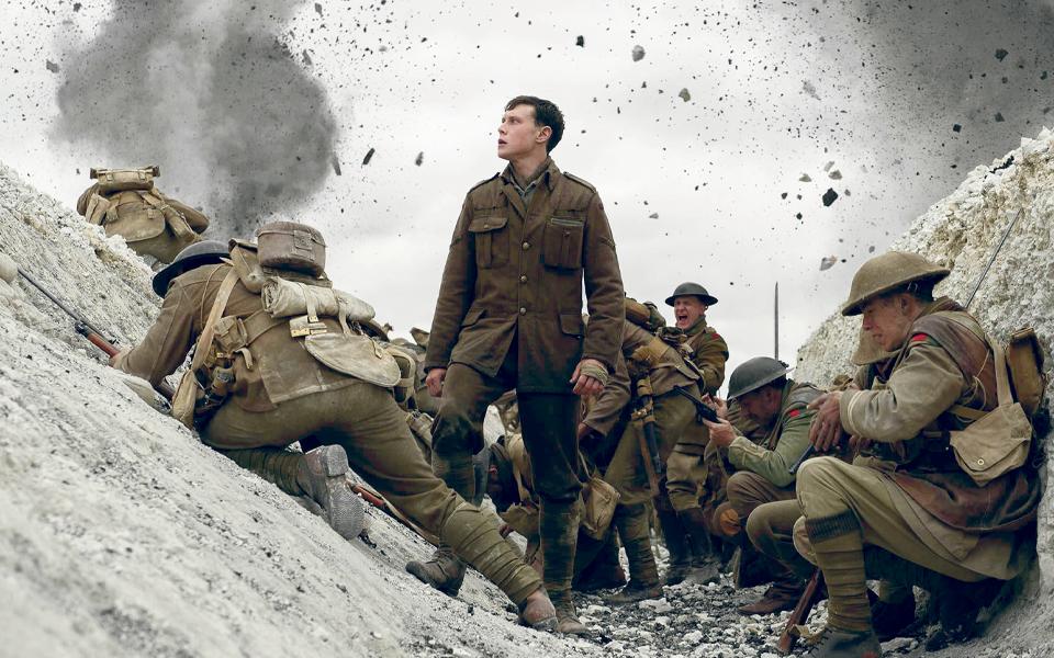 Filme:  Manual para sobreviver a um dia de primavera entre as trincheiras da frente ocidental