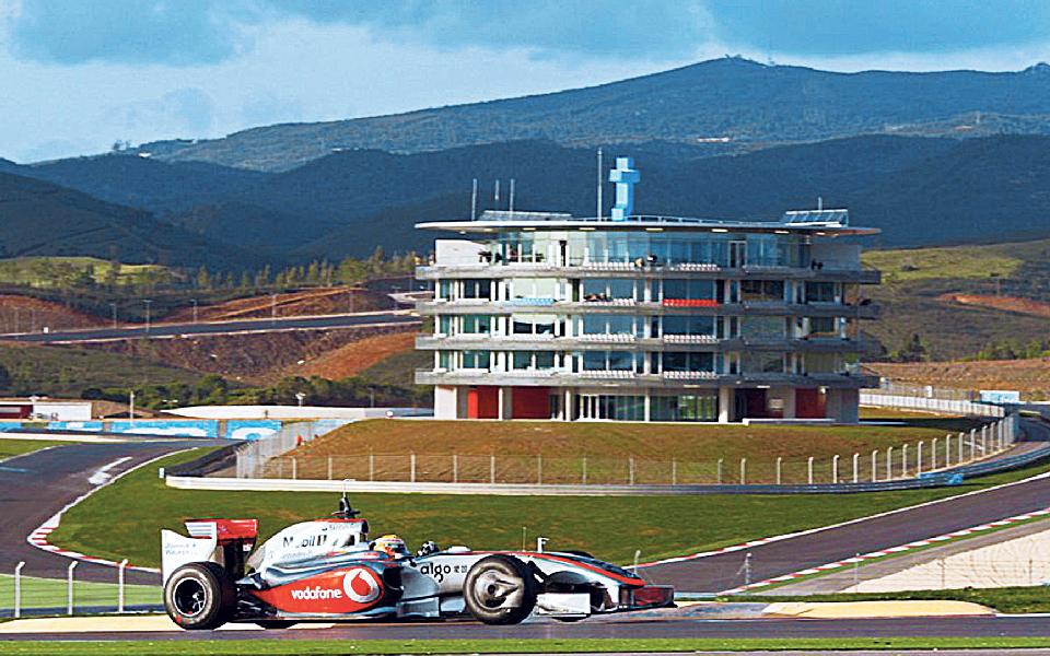 Fórmula 1: Futuro da modalidade passa por Portimão