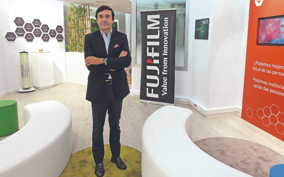 Fujifilm expande centro tecnológico em Portugal