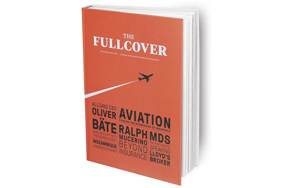 The Fullcover: Risco assumido e ganho