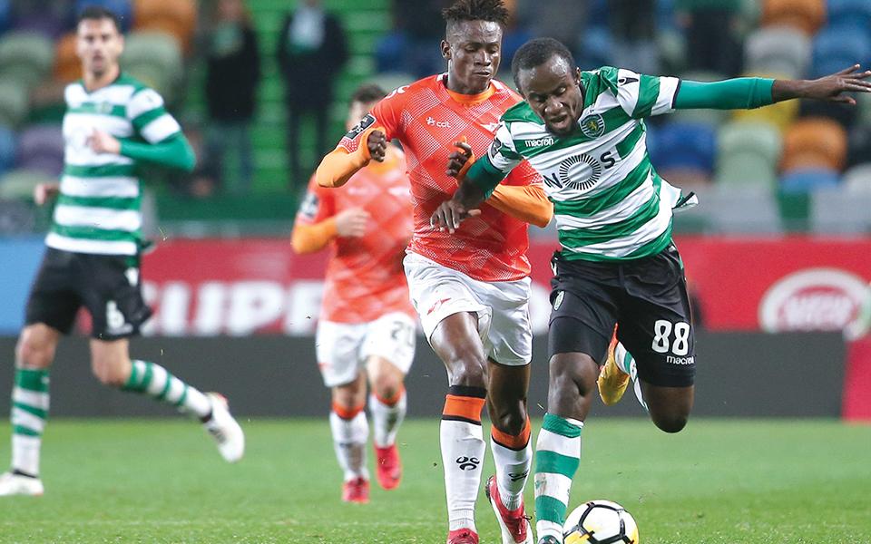 """""""O futebol português tem quase tudo, menos uma coisa"""""""