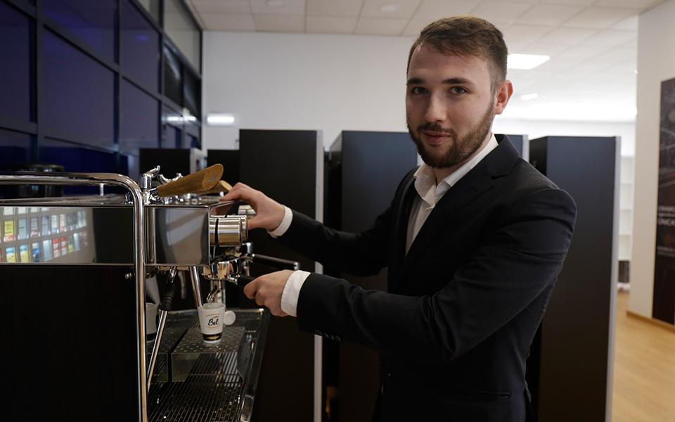 Futurete, uma máquina de café artesanal portuguesa