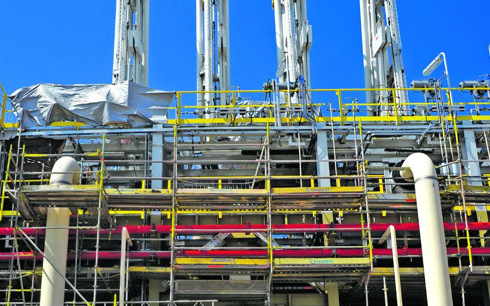 Sines quer apanhar a onda crescente do gás norte-americano