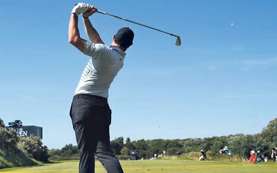 Golfe gera receita de 1.500 euros por turista no país