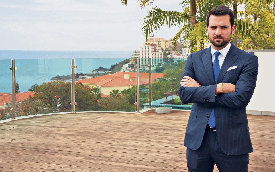 """""""Vamos investir quatro milhões na expansão  no Porto Santo"""""""