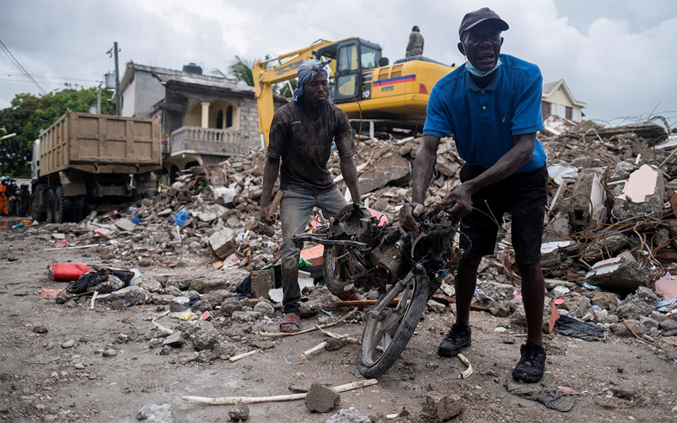 ONU tenta encontrar forma  de marcar eleições no Haiti ainda durante este ano