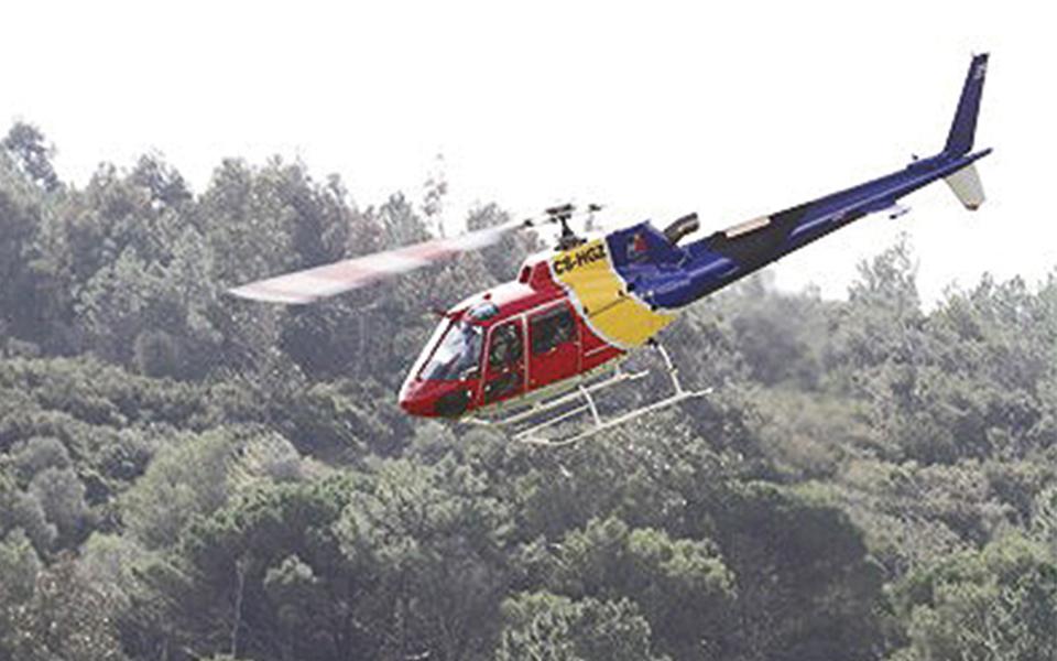 Estado já pode  pagar às empresas  de meios aéreos de combate aos fogos