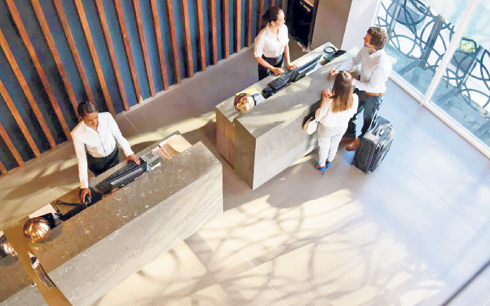 40 hotéis oferecem quartos aos profissionais de saúde