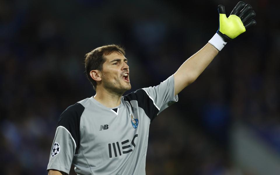 Fim da carreira de Casillas  é hipótese real