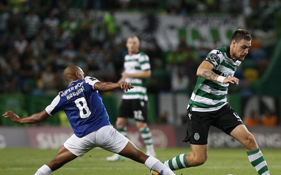 Fosso de 115 milhões de euros separa Sporting e FC Porto