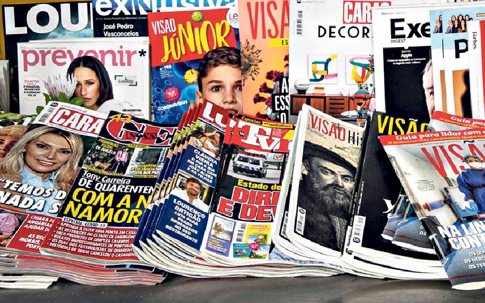 """Editora da revista """"Nova Gente"""" faz despedimento coletivo de 48 trabalhadores"""