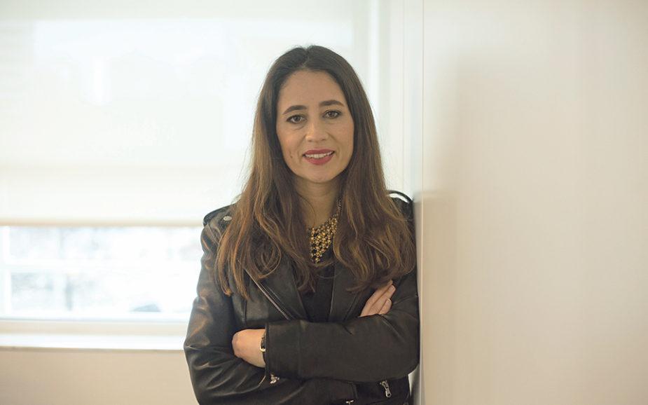 """Inês Caldeira: """"Defendo as quotas para mulheres"""""""