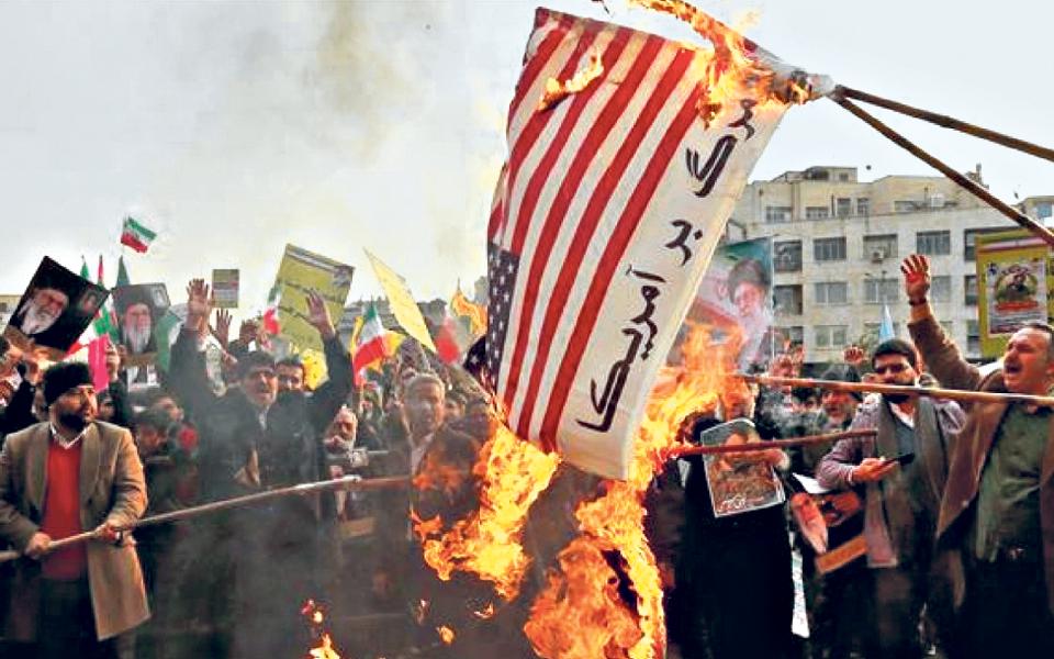 Irão: A balbúrdia que está para lá de Bagdade