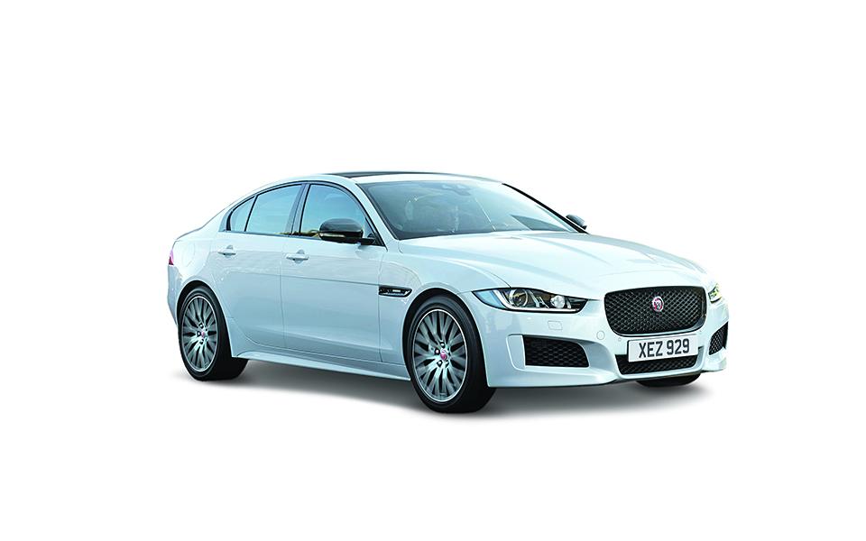 XE 2.0 R-Sport Aristocracia com assinatura Jaguar