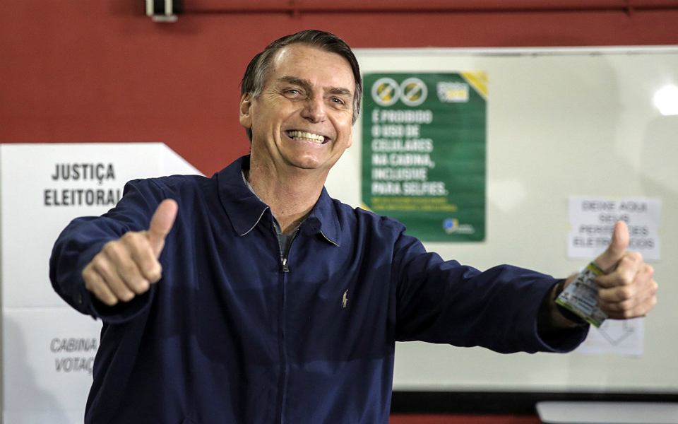 As primeiras medidas do presidente Jair Bolsonaro