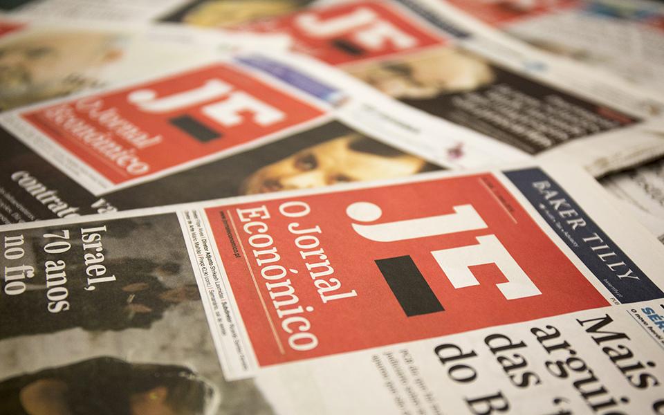 Desconfine a informação de qualidade.  Até 31 de maio, assine o JE por 29 euros/ano