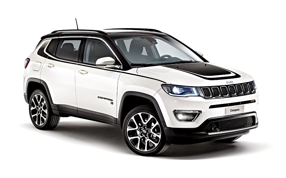 Jeep - Chegou a onda da sustentabilidade com o Compass  e o Renegade PHEV