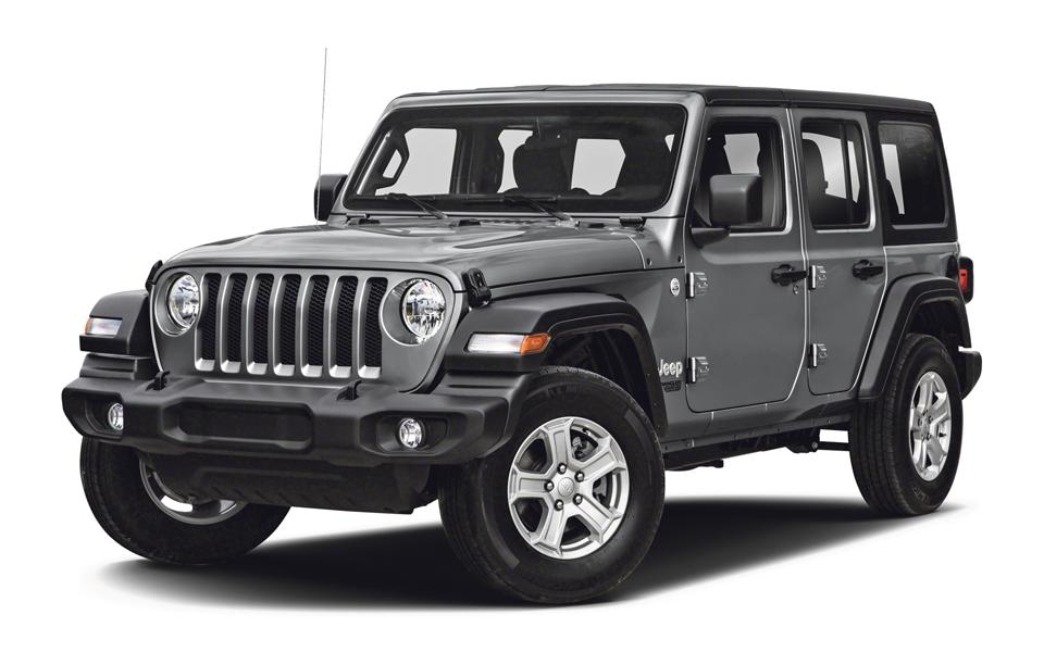 Jeep Wrangler Unlimited: Irreverente e explosivo