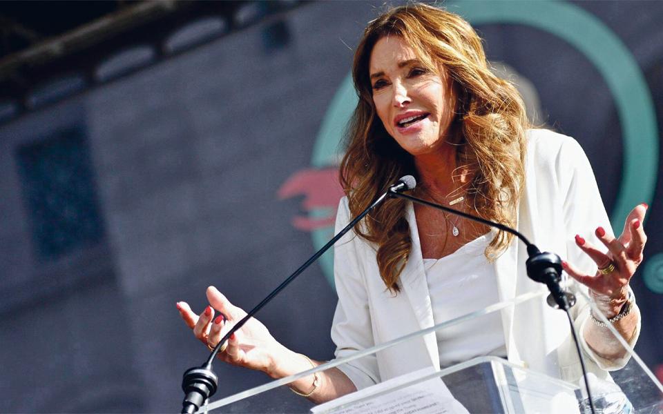 Caitlyn Jenner: Uma candidata a governadora que ao longo dos anos só não mudou de orientação política