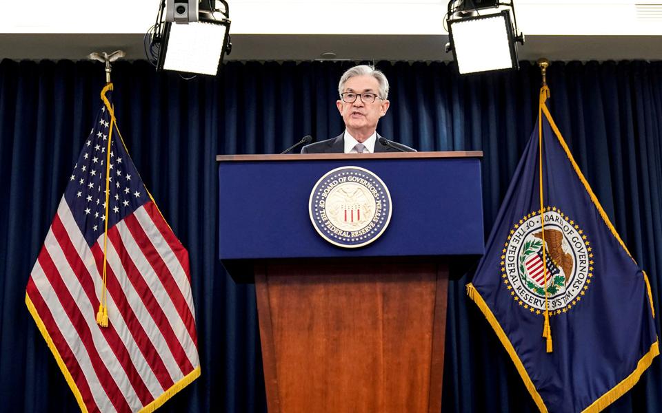 Ações em máximos suportadas pelos bancos centrais