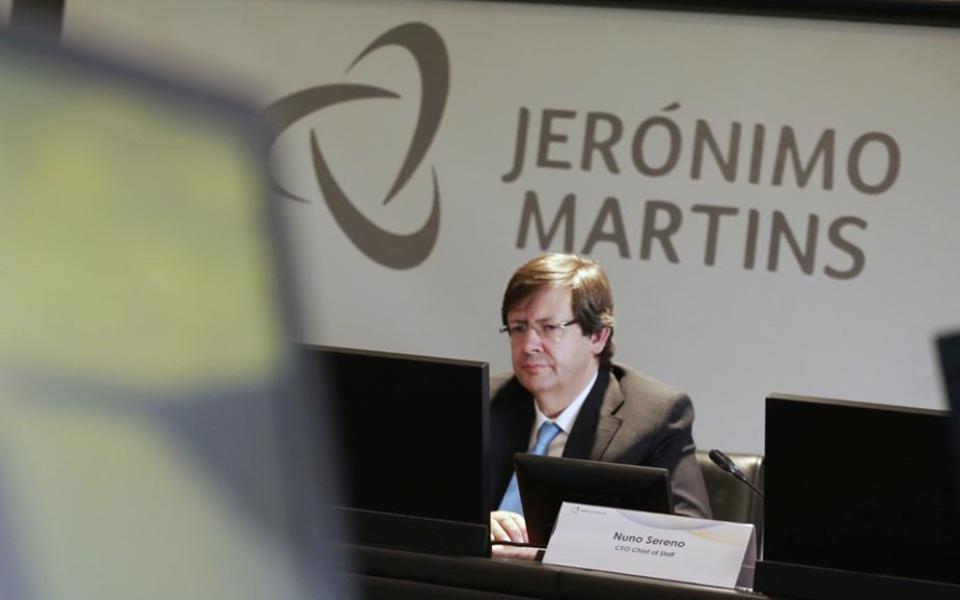 Jerónimo Martins subiu lucros
