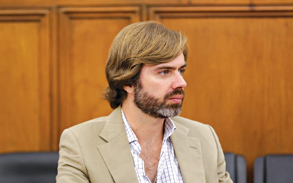 João Almeida é o único deputado na corrida