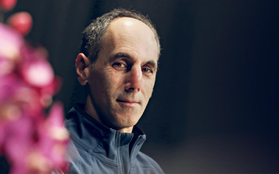"""João Garcia: """"O alpinismo é um desporto justo. Não ganha quem tem mais dinheiro"""""""