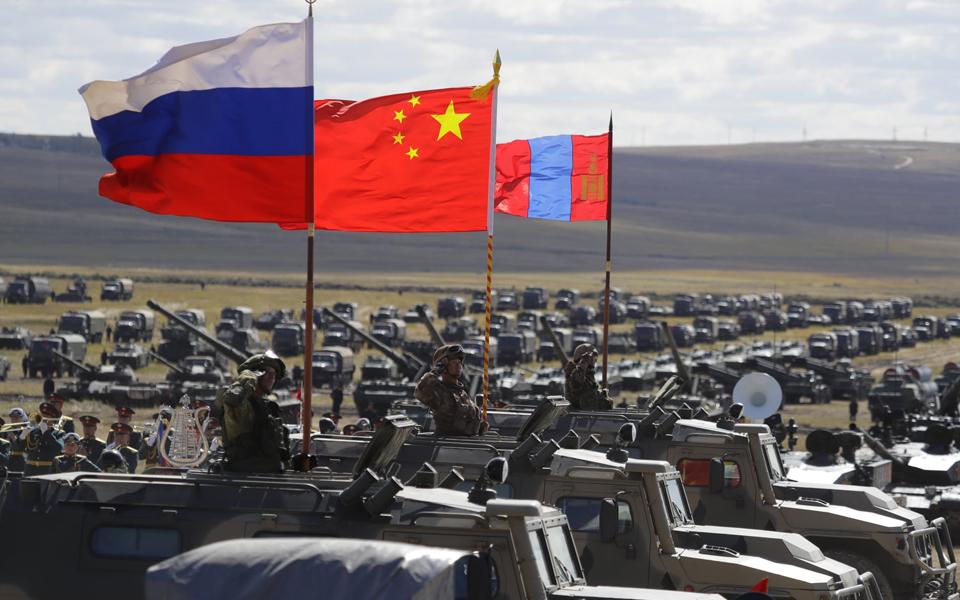 'Jogos de guerra' testam aliança alargada contra a diplomacia dos EUA