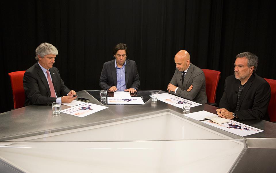 Programa Jogo Económico, do JE, vai ser transmitido n'A Bola TV