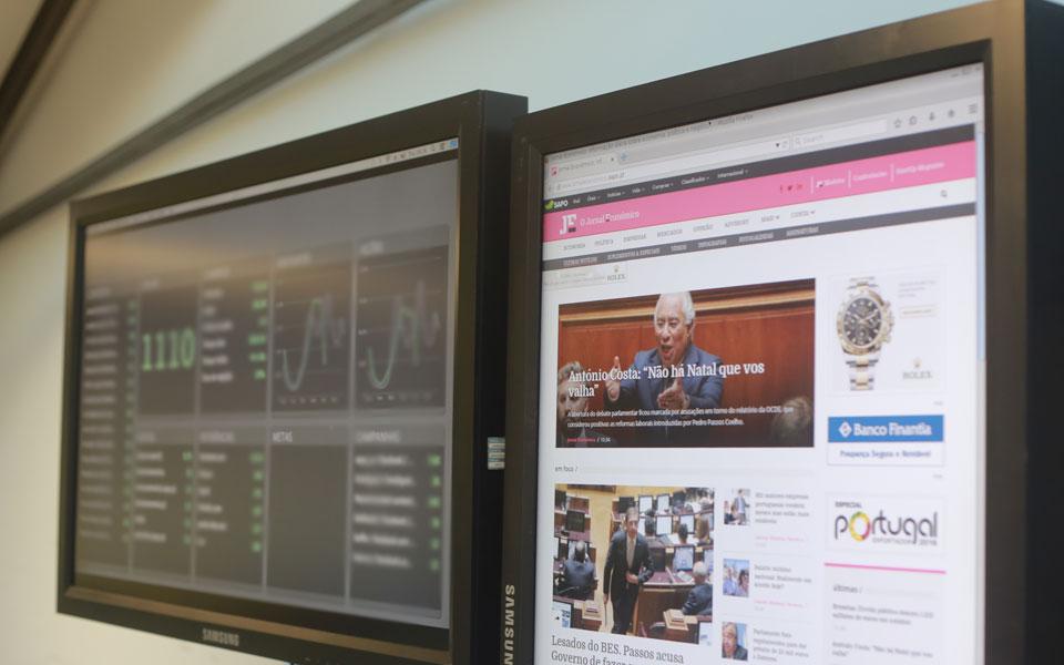 JE é o económico mais lido no online em Portugal