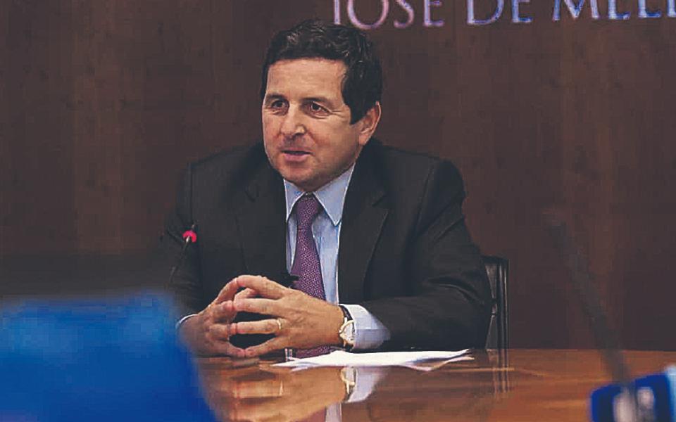 Os quatro novos desafios do novo presidente executivo do Grupo José de Mello