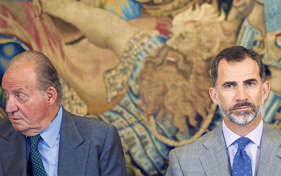 Juan Carlos I: O rei sai nu