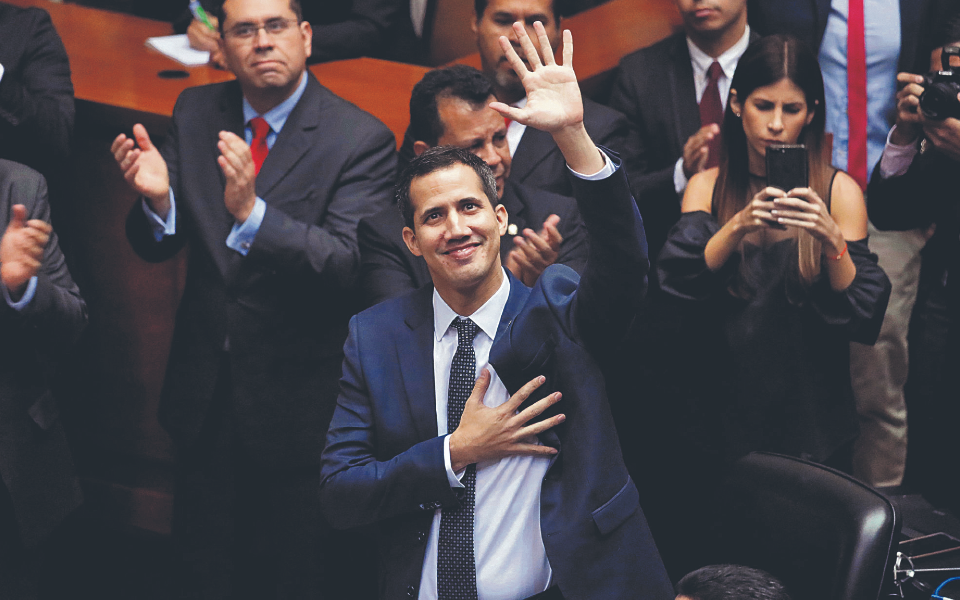 Juan Guaidó: O eterno interino da Venezuela