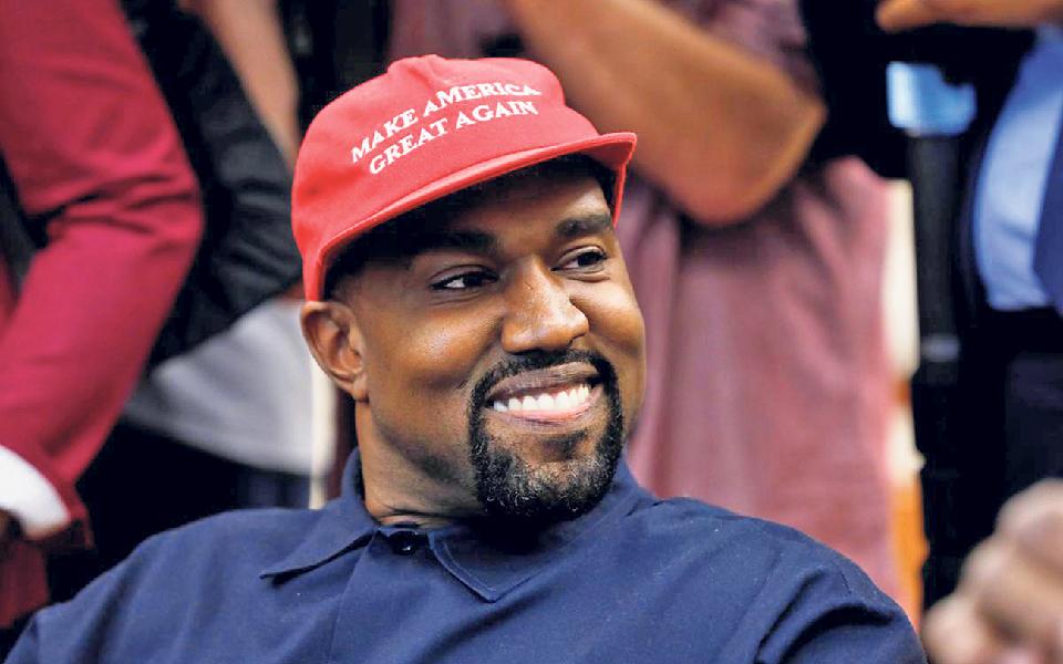 Kanye West: De eleitor de Trump  a autoproclamado candidato a retirá-lo da Casa Branca