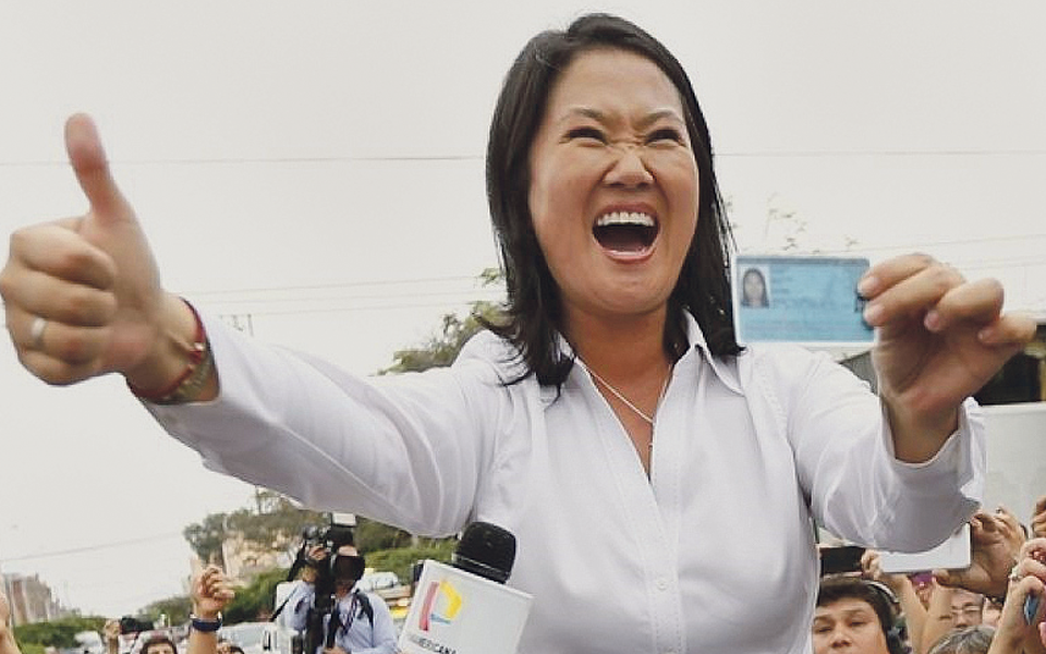 Keiko Fujimori: Filha dileta de Alberto não desiste de fazer regressar  o clã à presidência