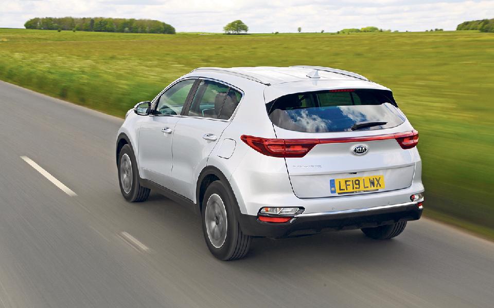 Kia Sportage: O diesel voltou eletrificado