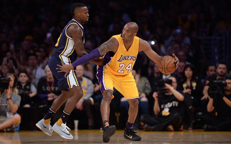 Kobe Bryant: Eternidade chegou depressa de mais a quem nasceu para se tornar uma lenda
