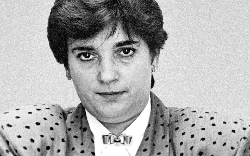 "La Salette Fernandes,  a ""grande diretora"""
