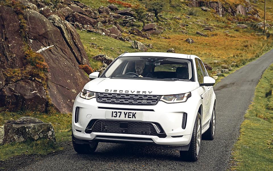 Land Rover a beleza regressou