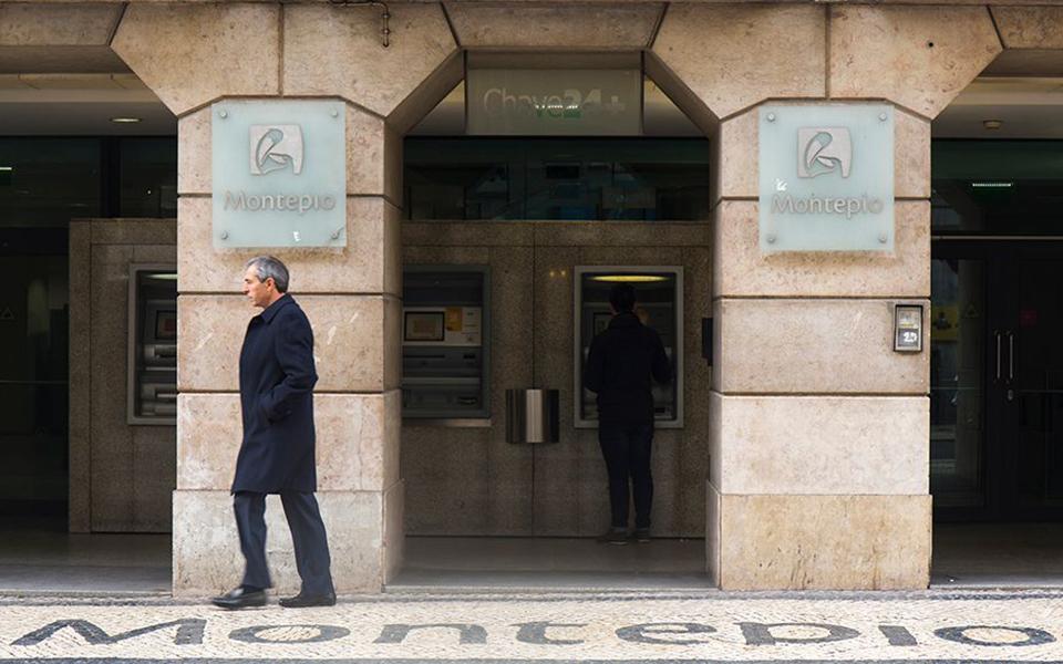 Capitais próprios  do Banco Montepio baixam 147 milhões