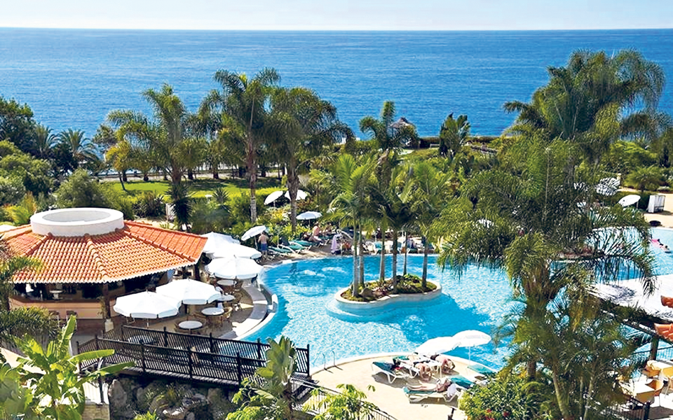 Les Suites posiciona-se como o mais exclusivo produto do PortoBay na Madeira