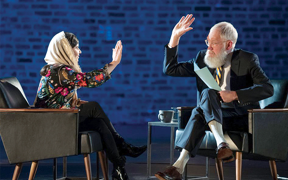 David Letterman: Como reinventar o 'talk-show' aos 70 anos