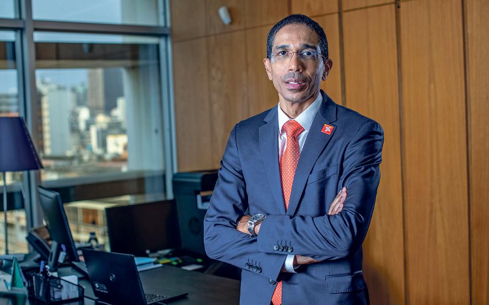 """""""Poderá haver movimentos de concentração ou fusão na banca em Angola"""""""