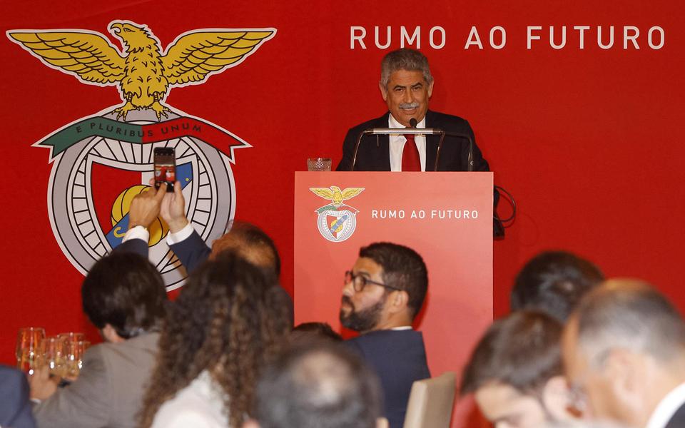 Restituição de IRS de Luís Filipe Vieira  na mira do Ministério Público