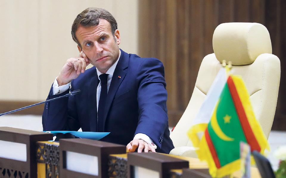 Prazo de validade de Macron expira depois das eleições municipais