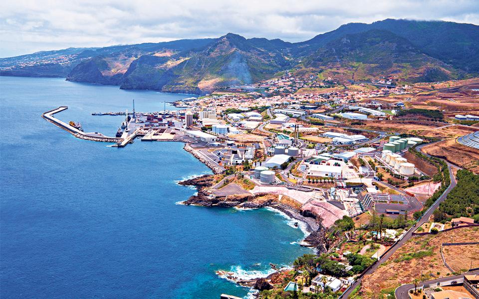 A Madeira  em números